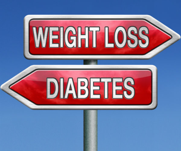 weight loss diabetes